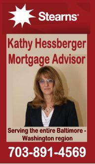 Kathy Hessberger, Stearns Mortgage