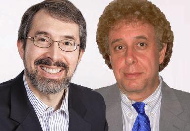 Program speakers: Stuart Rosenthal & Alan Dubow